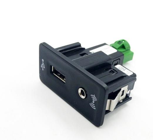 5G0 035 222 E - USB+AUX
