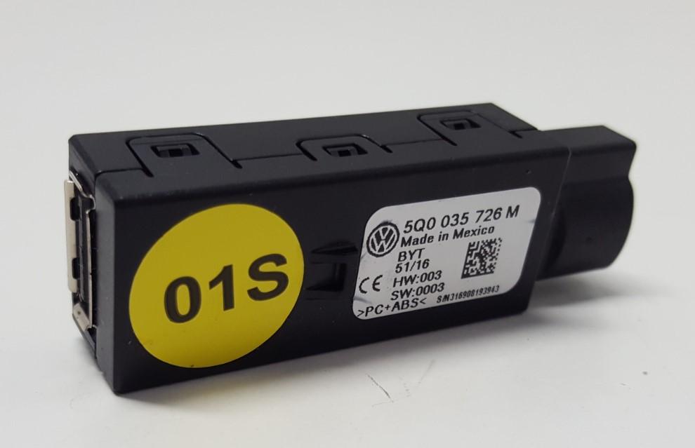 VW Seat Skoda USB-адаптер 5Q0 035 726M